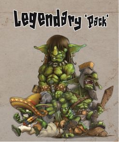 Gob'z'Heroes: Legendary Pack