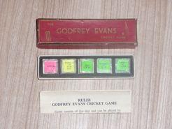 Godfrey Evans Cricket Game