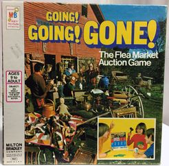 Going! Going! Gone! The Flea Market Auction Game