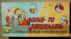 Going to Jerusalem