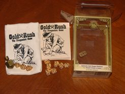 Gold Rush The Prospectors Game