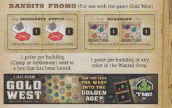 Gold West: Bandits Promo
