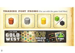 Gold West: Trading Post Promo
