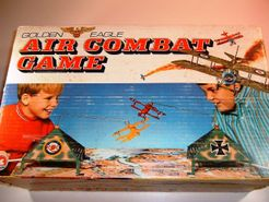 Golden Eagle Air Combat Game