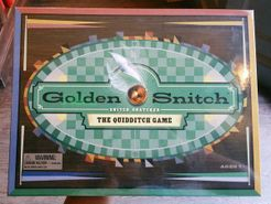Golden Snitch: Snitch Snatcher – The Quidditch Game