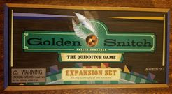Golden Snitch: Snitch Snatcher – The Quidditch Game: Expansion Set