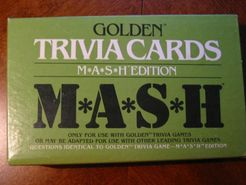Golden Trivia Cards: M*A*S*H Edition