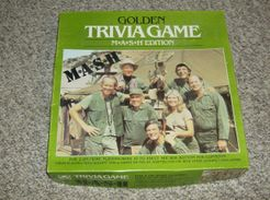 Golden Trivia Game: M*A*S*H Edition