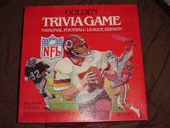 Golden Trivia Game: National Football League (NFL) Edition
