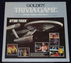 Golden Trivia Game: Star Trek Edition