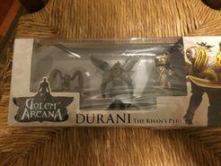 Golem Arcana: Durani Expansion – The Khan's Pyre