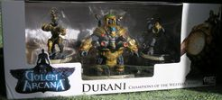 Golem Arcana: Durani – Champions of the Western Wind
