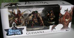 Golem Arcana: Gudanna – Raiders of the Blasted Land