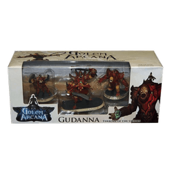 Golem Arcana: Gudanna – Terror of the Steppes