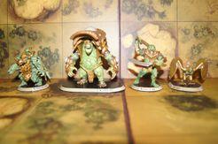 Golem Arcana: Jade Guardian Elite Set