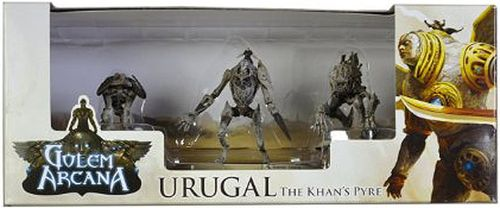 Golem Arcana: Urugal Expansion – The Khan's Pyre