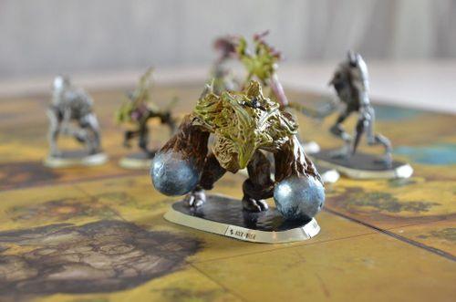 Golem Arcana: Zikia Elite – Iron Earthfall