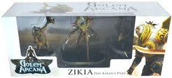Golem Arcana: Zikia – The Khan's Pyre