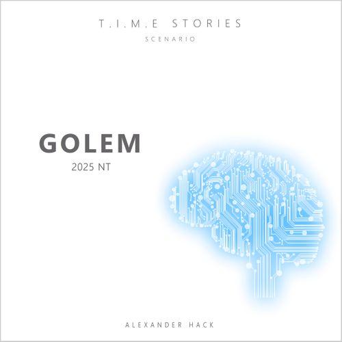 Golem (fan expansion for T.I.M.E Stories)