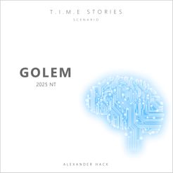 Golem (fan expansion for T.I.M.E Stories)