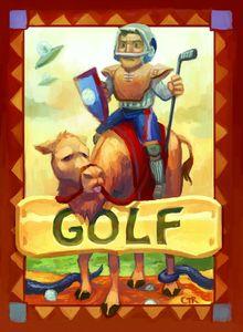 Golf: A game of Mathing through Hazards