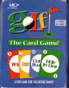 Golf: The Card Game