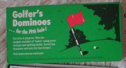 Golfer's Dominoes