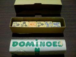 Golfing Dominoes