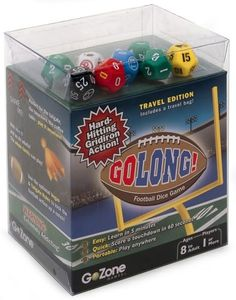 GoLong Football Dice Game