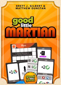 Good Little Martian