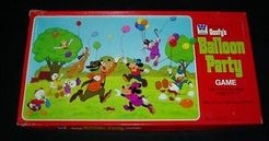 Goofy's Balloon Party Game