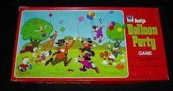 Goofy's Balloon Party Game