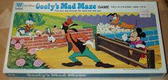 Goofy's Mad Maze Game