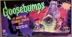 Goosebumps: A Night in Terror Tower Game