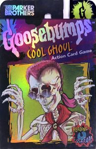 Goosebumps: Cool Ghoul Action Card Game