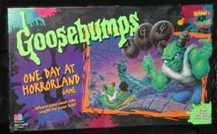 Goosebumps: One Day at Horrorland Game