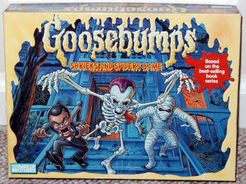 Goosebumps: Shrieks and Spiders Game