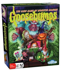 Goosebumps: The Card Game of Monster Mayhem