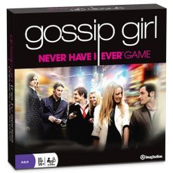 Gossip Girl Never Have I Ever Game