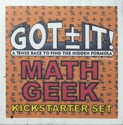 Got It!: Math Geek