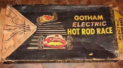 Gotham Electric Hot Rod Race