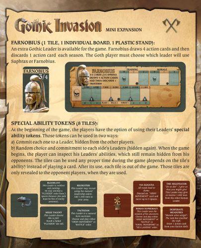 Gothic Invasion: Mini Expansion