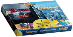 GoVenture Card Game: Entrepreneur & Monster