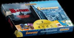 GoVenture Card Game: Entrepreneur & Monster