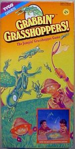 Grabbin' Grasshoppers!