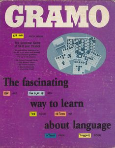 Gramo The Grammar Game of Skill and Chance