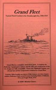 Grand Fleet: Tactical Naval Combat in the Dreadnought Era, 1906-1919