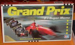 Grand Prix F1 Super Memo