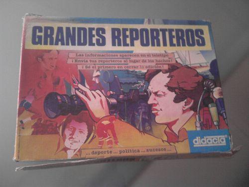 Grandes Reporteros