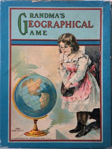 Grandma's Geographical Game